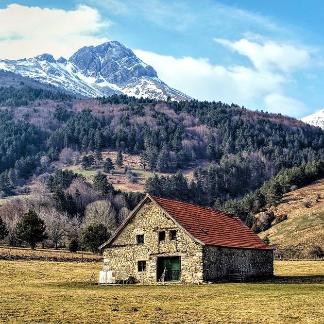 Valle de Belagua en Navarra